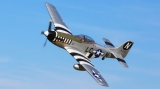 P-51D Mustang 1.2m BNF Basic w/AS3X and SS (EFL8950)