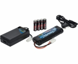 Carson Expert Charger NiMH Compact 4A 500607013