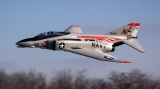F-4 Phantom II 80mm EDF BNF AS3X & SAFE Select (EFL7950)
