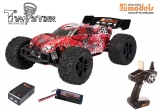 DF-Models, Twister, TW-1 BL, brushless Truggy, 1:10XL - RTR