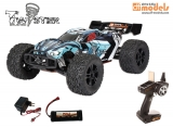 DF-Models, Twister, TW-1 BR, brushed Truggy, 1:10XL, RTR