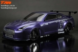 Auto, RC-Car 1/10, elektrisch, 4WD, Drift, RTR, Brushless, Team Magic, E4D-MF - R35