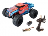 HotFlash brushless 1:10XL Truck - RTR, 4WD von DF-Models